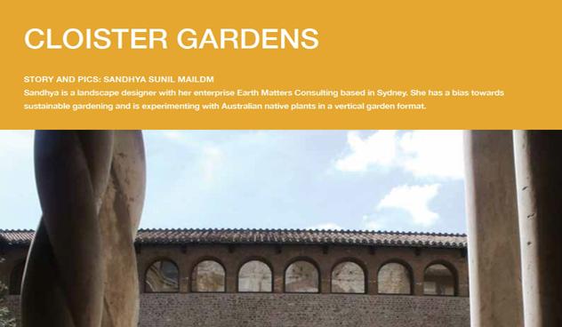 Cloister-Gardens