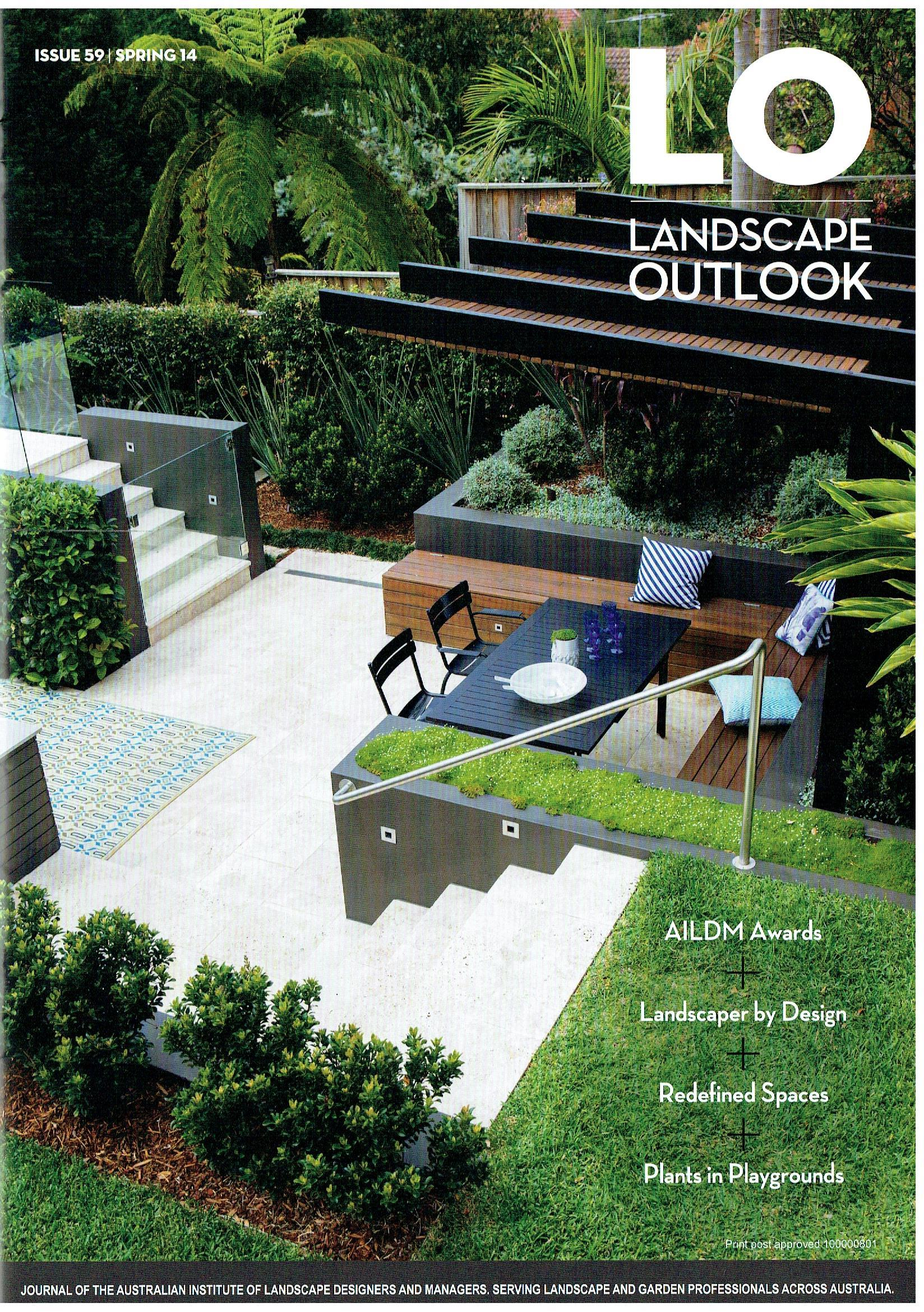 Landscape Outlook Spring 2014