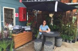 Designing Small Gardens- a talk at Bunnings