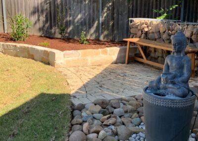 Parramatta garden
