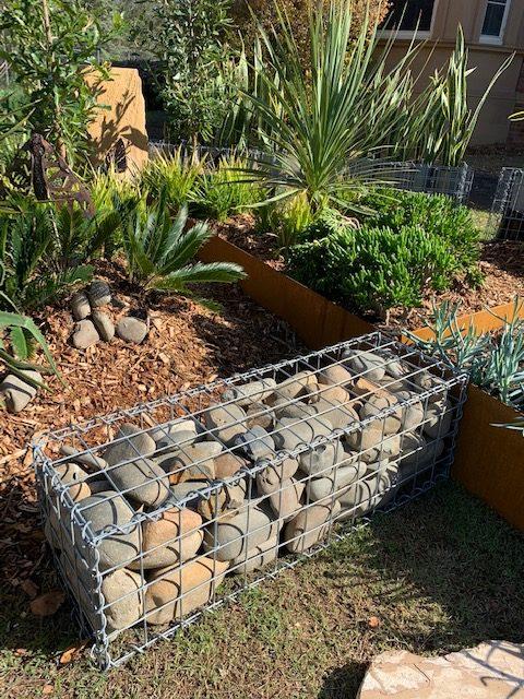 Rivendell Flower Show garden 2018